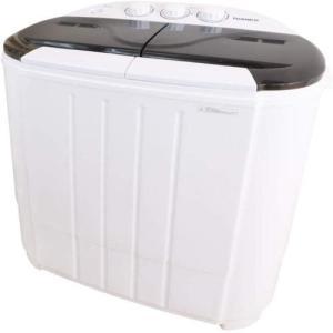 【設置+リサイクル】サンコー STTWAMN3 小型二槽式洗濯機 別洗いしま専科3 洗濯3.6kg ...