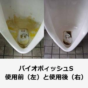 トイレ用バイオ洗剤 バイオポリッシュS(BIO POLISH-S)500mlスプレー|ececo|03