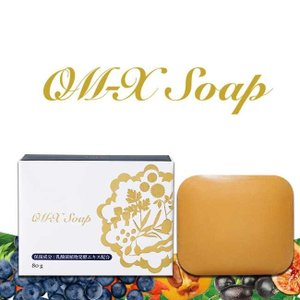 OM-X Soap 【乳酸菌植物発酵エキス配合】|ececo