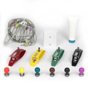 【iPad対応】12誘導心電計smartECG 【WiFi版】 3本型心電誘導コード版|ecglabo