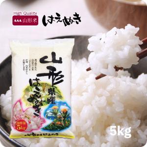 米 お米 5kg はえぬき 山形県産 精白米 5kg 平成2...