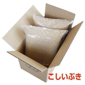 29産 玄米 新潟産 こしいぶき 真空パック 10kg×2 本州〜四国 送料無料|echigo-komesho