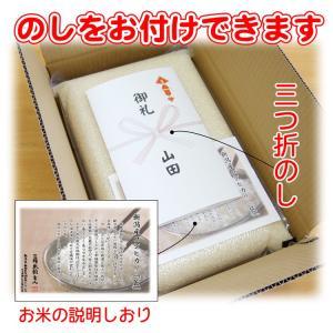 新潟産 コシヒカリ「匠」 真空 パック 5kg×2 30年産 米 こしひかり のし 贈答 お祝 内祝|echigo-komesho|02