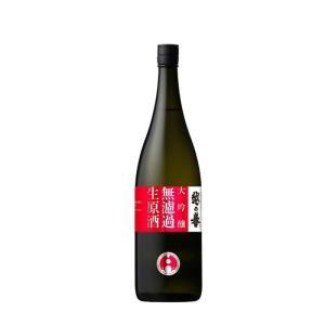 日本酒 大吟醸 越後杜氏入魂 大吟醸無濾過原酒 1.8L 原酒造(送料無料) ギフト バレンタイン|echigo