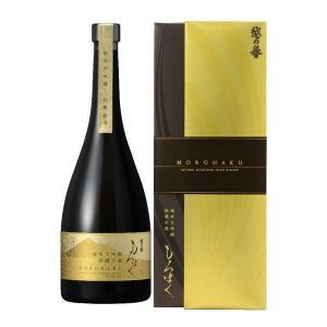 越の誉 純米大吟醸秘蔵酒 もろはく 720ml 原酒造 日本酒 純米大吟醸