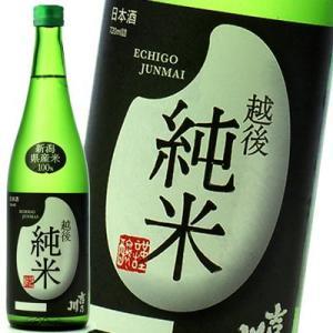 日本酒 吉乃川 越後純米 720ml echigo