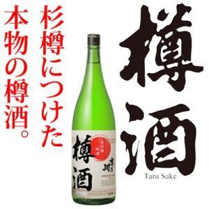 吉乃川 樽酒(たるざけ) 1.8L [取り寄せ商品]|echigo