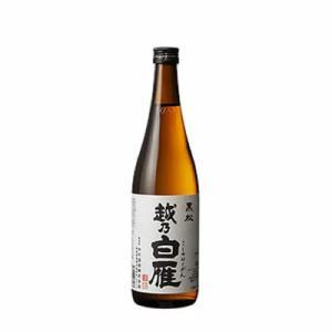 日本酒 黒松  越乃白雁720ml
