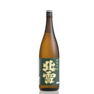 北雪  純米酒1800ml 北雪酒造|echigo