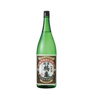 越後鶴亀  純米酒1800ml echigo