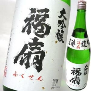 福扇  大吟醸1800ml|echigo