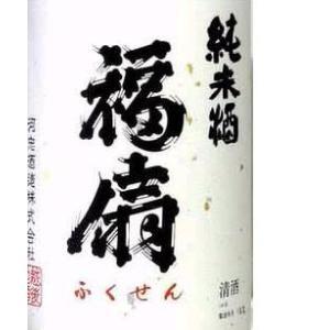 日本酒 福扇  純米酒1800ml 河忠酒造 echigo