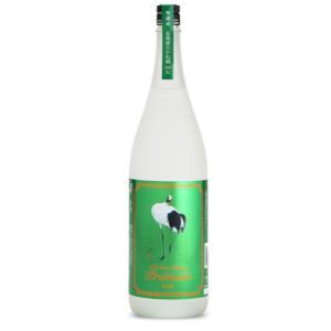 日本酒 越の鶴  純米酒 1800ml 越銘醸 echigo