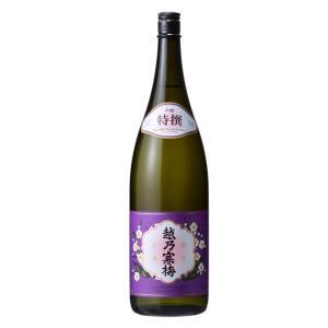 越乃寒梅 特撰 吟醸酒 1800ml 石本酒造 echigo