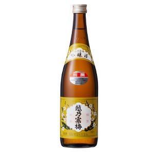 越乃寒梅 別撰 吟醸酒720ml 石本酒造|echigo