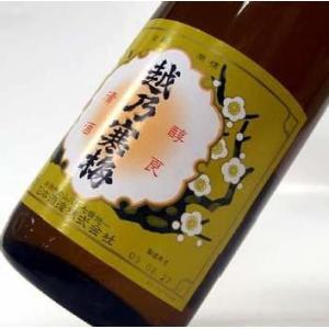 日本酒 越乃寒梅 白ラベル1.8L 石本酒造|echigo
