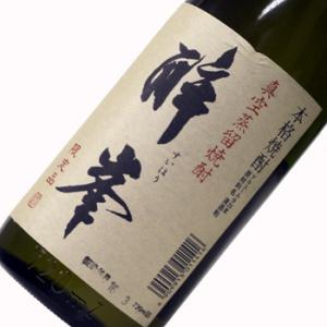 日本酒 本格米焼酎 酔峯 25°720ml echigo