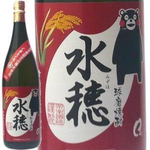 球磨焼酎 水穂(みずほ)1800ml 米焼酎 常楽酒造(熊本県)|echigo