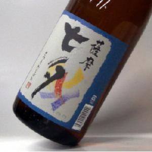 薩摩七夕 芋焼酎 1.8L 25度|echigo