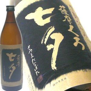 本格焼酎「黒七夕」25度 900ml 田崎酒造 いも焼酎|echigo