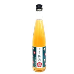 北雪 梅酒500ml|echigo