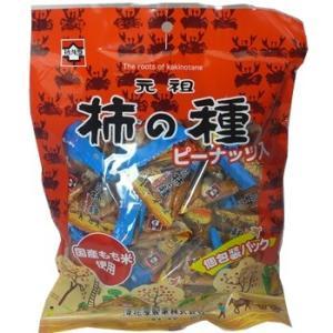 柿の種(ピーナッツ入り) テトラパック170g 浪花屋製菓