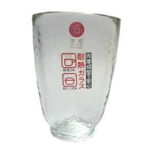 【酒器】タンブラーF-49090 津軽びいどろ 日本製 耐熱ガラス 石塚硝子(株)|echigo