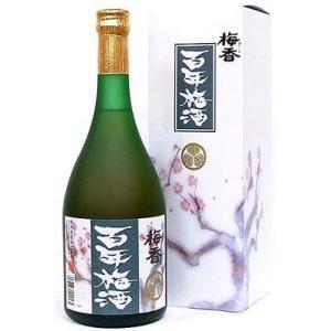 天満天神梅酒大会2008 グランプリ 明利 梅香 百年梅酒  14度 720ml