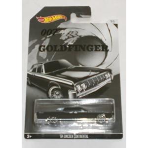 Hot WHeeLs ホットウィール 007 GOLDFINGER CGB72 3/5 '64 LI...
