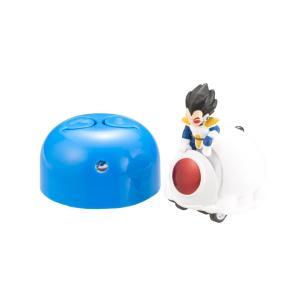 手のひらサイズのドラゴンボール! ? 机の上でも、気軽に遊べる、ガチャガチャサイズの超小型赤外線コン...