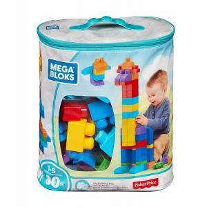 集中力・想像力を育てる知育に最適! 1才から遊べる! はじめてのブロック。バック入りで持ち運びもお片...
