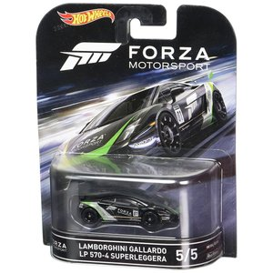 Hot Wheels Retro Entertainment Diecast Lamborghini Gallardo lp570 supperlegera Vehicle|echizenya