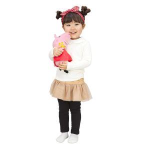 ペッパピッグ (Peppa Pig) なかよしフレンズ ぬいぐるみ ペッパピッグ|echizenya|02