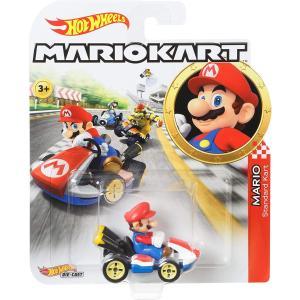 ホットウィール(Hot Wheels) マリオカート(MARIO KART) マリオ スタンダード ...