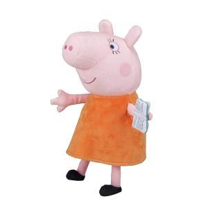 ペッパピッグ (Peppa Pig) なかよしフレンズ ぬいぐるみ マミーピッグ