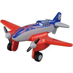 トミカ プレーンズ P-05 ブルドッグ (スタンダードタイ...