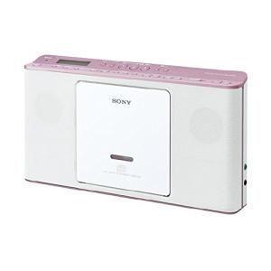 SONY CDラジオ ピンク (ZS-E80 P)