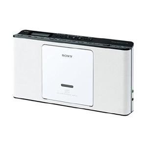 SONY CDラジオ ホワイト (ZS-E80 W)