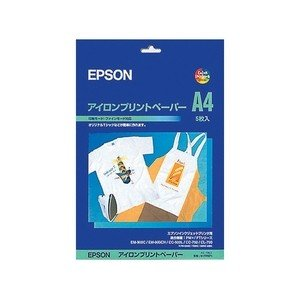 EPSON アイロンプリントペーパー MJTR...の関連商品5