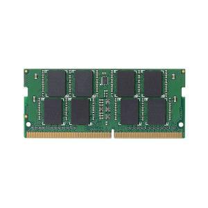 エレコム EU RoHS指令準拠メモリモジュール/DDR4-SDRAM/DDR4-2133/260pin S.O.DIMM/PC4-17000/8GB/ノート用(EW2133-N8G/RO)|ecj