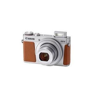 CANON キヤノンデジタルカメラ パワーショット G9 X Mark II (SL)(PSG9X MARKII(SL))|ecj