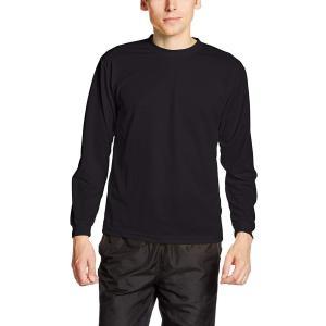 glimmer グリマー 長袖 無地 304 4.4オンス ALT ドライロングスリーブTシャツ ブラック 5Lの商品画像 ナビ