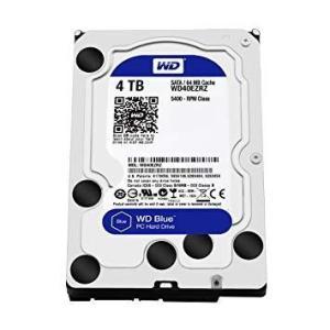 WESTERN DIGITAL WD HDD 内蔵ハードディスク 3.5インチ 4TB WD Blu...
