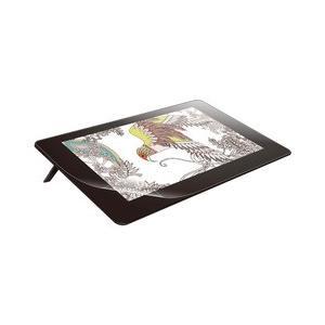 エレコム Wacom Cintiq Pro 24/保護フィルム/ペーパーライク/上質紙タイプ(TB-...