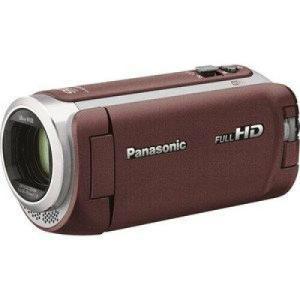 パナソニック(Panasonic) パナソニック HC-W590M-T デジタルハイビジョンビデオカメラ ブラウン(HC-W590M)|ecj