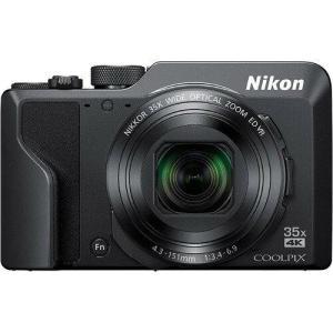 ニコン A1000BK コンパクトデジタルカメラ COOLPIX(クールピクス) ブラック(COOLPIX A1000)|ecj