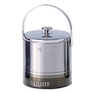 ピーコック魔法瓶工業 ピーコック アイスペール 1.6L エクセレント IBS-1500(ZE)|ecj