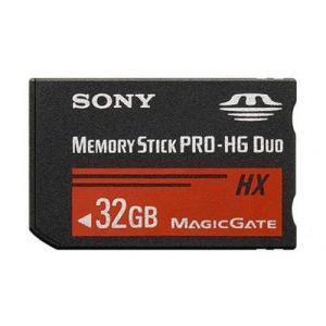 ソニー(SONY) SONY メモリースティック PRO -HG Duo 32GB HX 50MB/s MS-HX32B 海外パッケージ品 [PC]|ecjoyecj23
