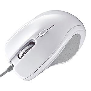 サンワサプライ ブルーテック有線マウス(ホワイト) 品番:MA-117HW ecjoyecj23