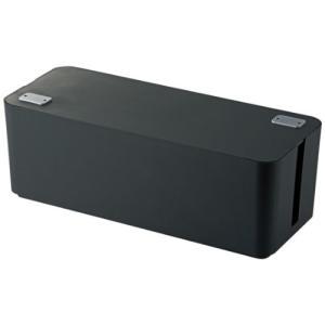 エレコム ケーブルボックス(6個口)(EKC-BOX001BK)|ecjoyecj23
